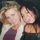 Ivonete Liberato compartilha foto antiga com Naka (Arquivo Pessoal)