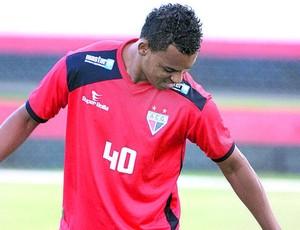 Bida, meia do Atlético-GO (Foto: Zuhair Mohamad / O Popular)