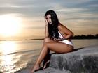 Amanda Djehdian, do 'BBB 15': 'Toda mulher deve ser e se sentir sensual'