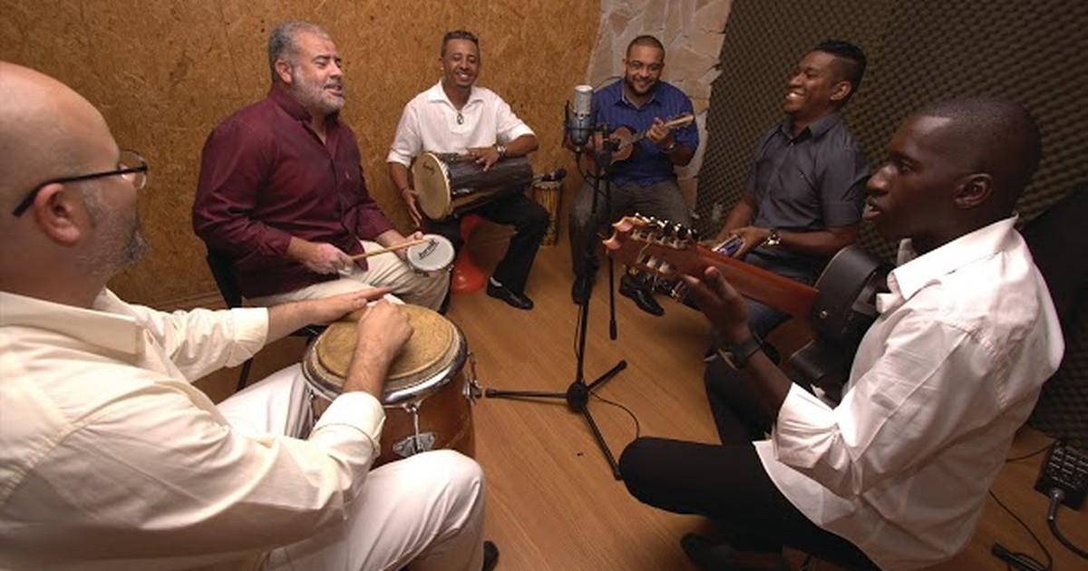 Grupo Casa Caiada faz apresentação de samba em Campinas no ... - Globo.com