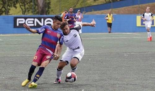 O meia Rickson foi o destaque individual do Madureira na Copa São Paulo b76d6675b8f66