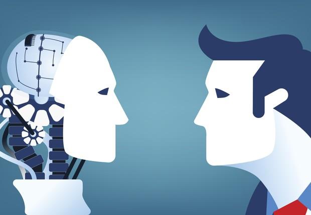 robô, inteligêncial artificial, tecnologia, máquina (Foto: Thinkstock)