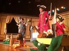 Fim de semana do Sesc Campinas  tem a peça Peter Pan e Wendy