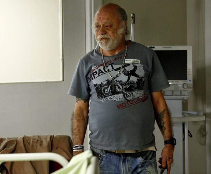 Tonico Pereira dá vida a Ascânio na próxima novela das 9 (Foto: Raphael Dias/ Gshow)