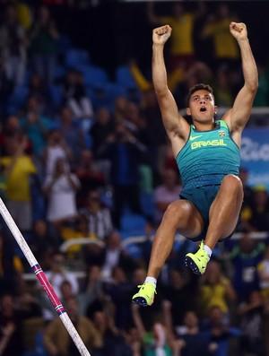 Thiago Braz  (Foto: Reuters )