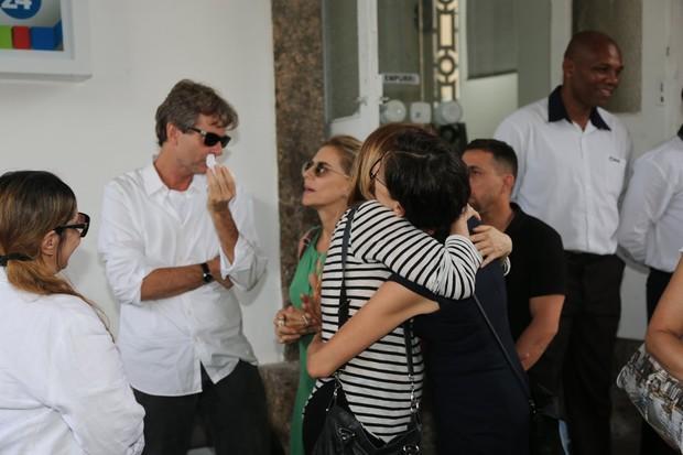 Cássia Kis e Maitê Proença (Foto: Alex Palarea AgNews)