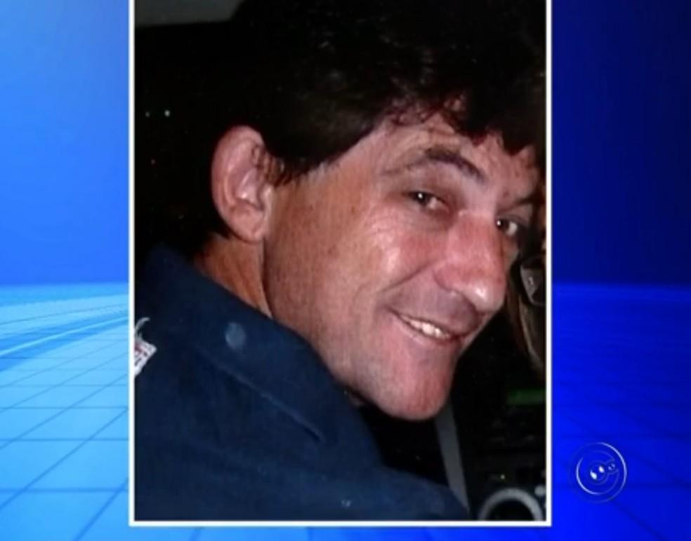Carlos Alberto Magon ficou tetraplégico após o acidente (Foto: Reprodução/TV TEM)