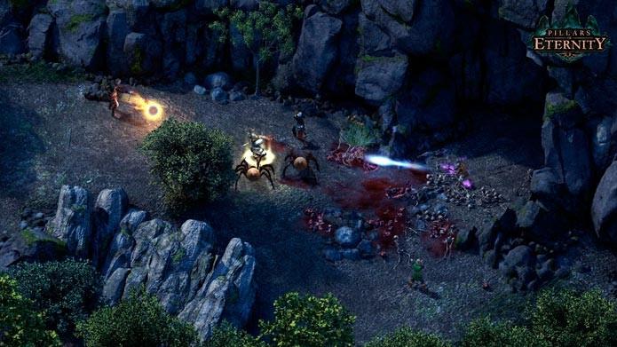 Pillars of Eternity resgata a era de ouro dos RPGs isométricos em 2015 (Foto: Divulgação/Steam)