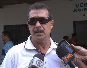 Edson Izidório, presidente do Atlético-AC (Foto: Reprodução/TV Acre)