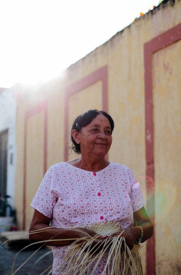 Projeto social leva trabalho de artesãs cearenses para todo o Brasil (Foto: Divulgação)