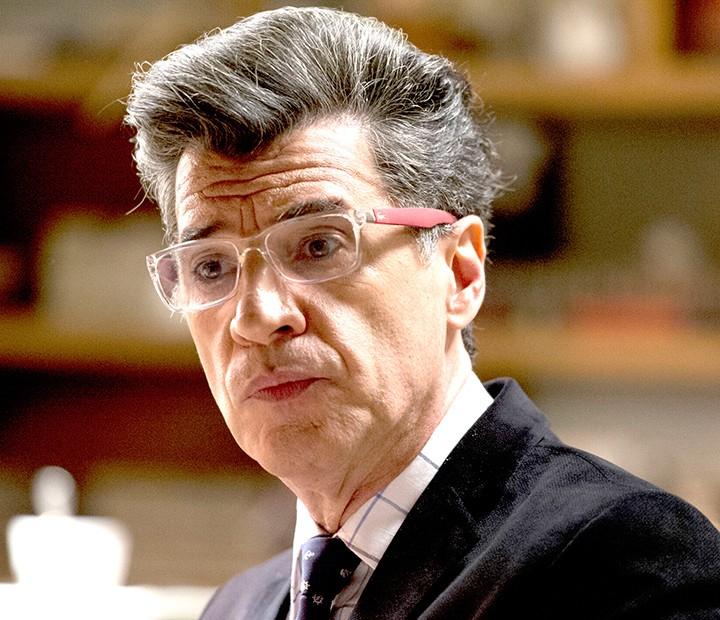 Téo Pereira foi um dos personagens mais marcantes de Paulo Betti (Foto: TV Globo)