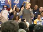 Eleitores americanos escolhem candidatos para corrida à presidência