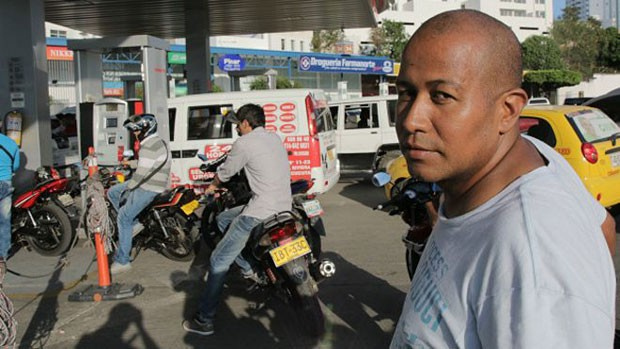Contrabando de gasolina teve redução drástica (Foto: BBC Mundo)