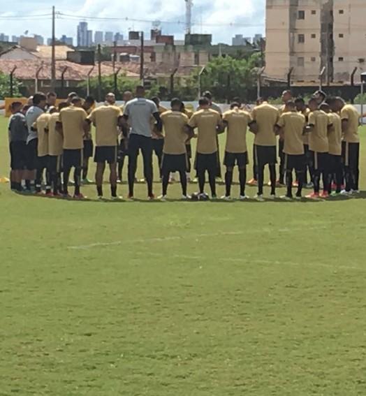 c de cautela (Divulgação / Botafogo-PB)