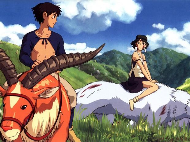 Filme japonês Princesa Mononoke será exibido nesta terça-feira (5) (Foto: Divulgação/Sesc)