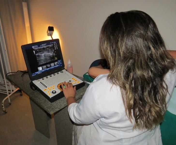 Ultrassonografia de mama em Noronha 2