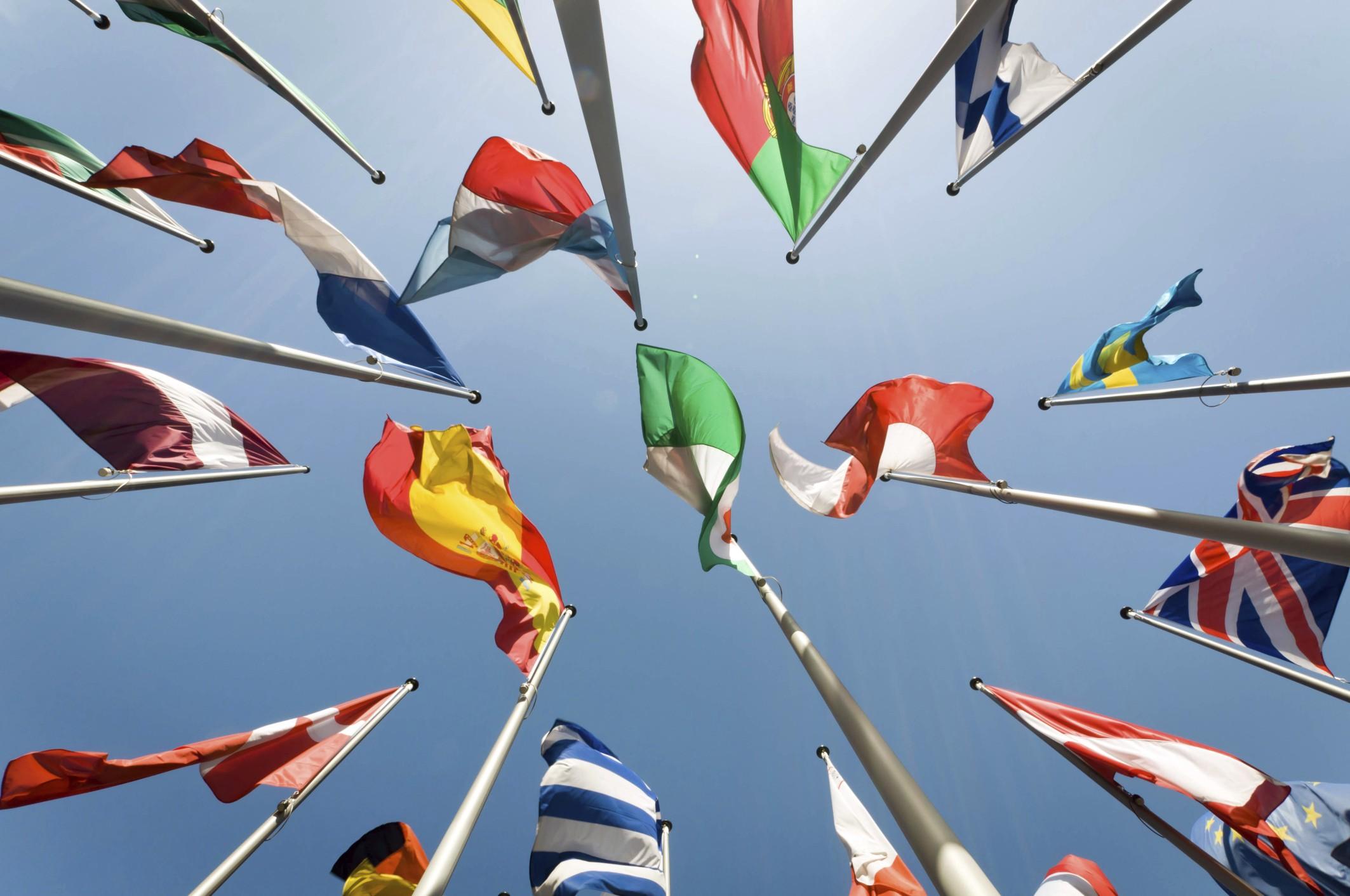bandeiras (Foto: Thinkstock)