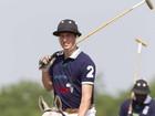Príncipe William não queria ir a jogo de polo, diz site