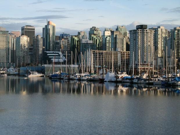 Vancouver, no Canadá (Foto: Pcaputo/SXC)