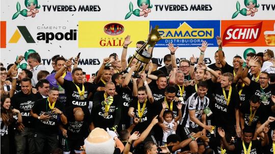 Resultado de imagem para fotos do time do ceara campeão cearense 2017