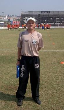 Fernando Tonet, treinador do Piauí (Foto: Divulgação)