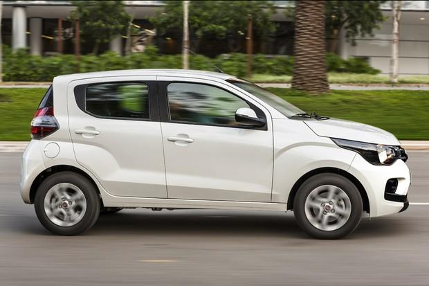 Fiat Mobi 1.0 Drive (Foto: Divulgação)