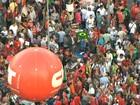 Centro do Rio tem ato em defesa de Dilma e Lula