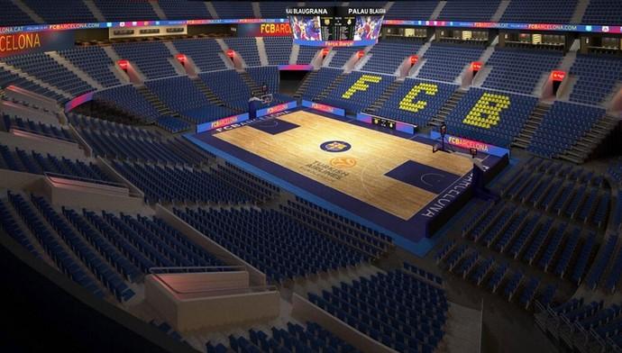 camp nou bacelona estádio (Foto  Divulgação ) 9c05725e8cf82