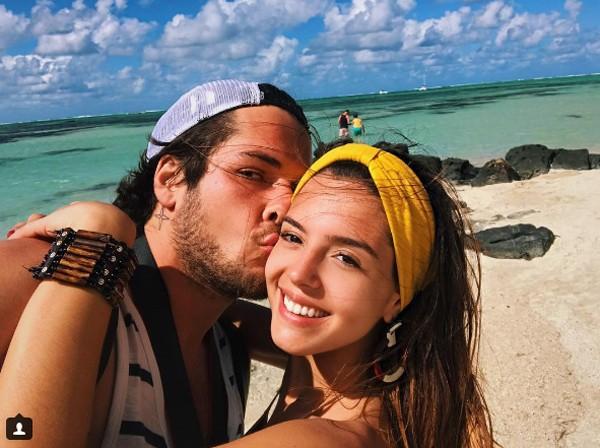 Giovanna Lancellotti e namorado (Foto: Reprodução / Instagram)
