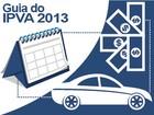 Veja o guia do IPVA 2013
