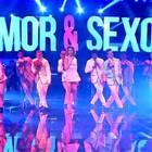 Fernanda Lima elege bailarinos do Amor & Sexo (Vídeo Show / TV Globo)