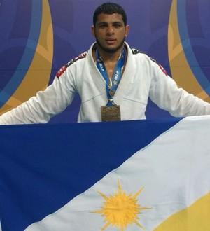 Roniedson Andrade é bronze  (Foto: Arquivo pessoal/ Roniedson Andrade )