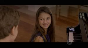 Denise Salvi The Voice Kids (Foto: Reprodução/Globo)