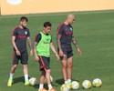 Em baixa, estrangeiros sofrem para deslanchar no Inter; D'Ale é exceção