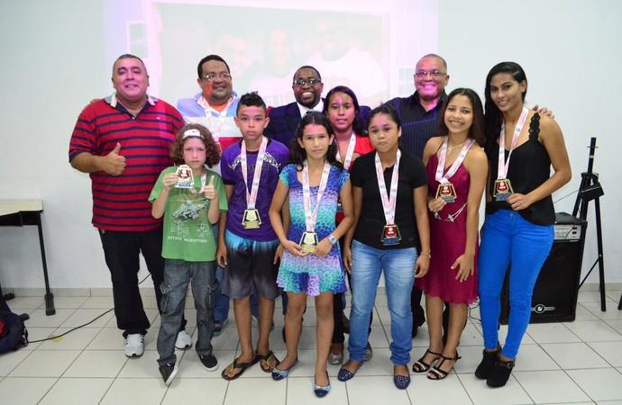 Melhores do Ano do Futsal Amazonense (Foto: Divulgação/Emanuel Mendes)