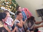 PM é acionada após tumulto em velório de menina de 3 anos