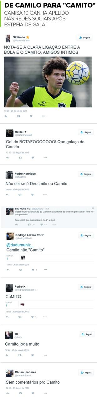 Mosaico_Camilo_Botafogo (Foto: e)
