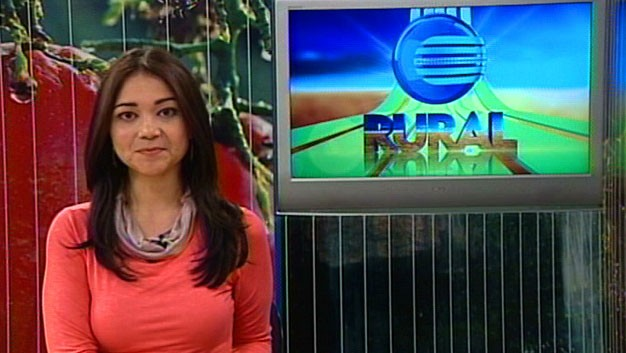 Marcella Priscilla nos quatro anos de Clube Rural (Foto: frame)