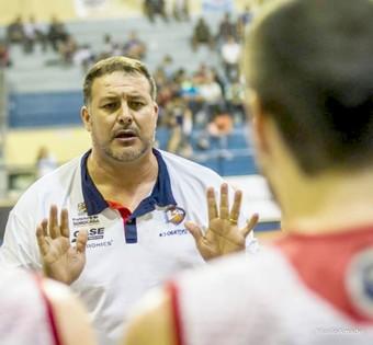 Rinaldo Rodrigues, técnico da Liga Sorocabana LSB (Foto: Divulgação / LSB)