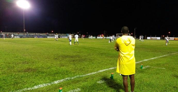 Paraíso fica no 0 a 0 com o Gurupi  (Foto: Rogério Rodrigues/ Divulgação)