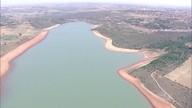 Veja o histórico do volume de água da barragem do Descoberto