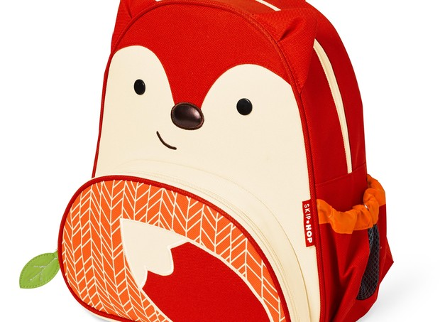 mochila raposa (Foto: Divulgação)