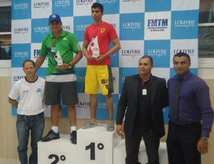 Alan Alves foi o campeão da categoria Adultos (Foto: Divulgação)