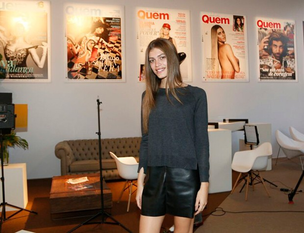 Valentina Sampaio (Foto: Marcos Rosa/ Ed. Globo)