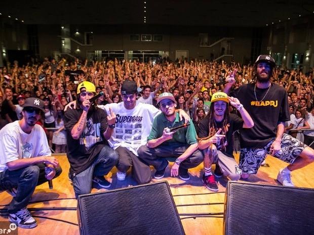 ConeCrewDiretoria se apresenta em Manaus nesta quarta (5) (Foto: Divulgação)
