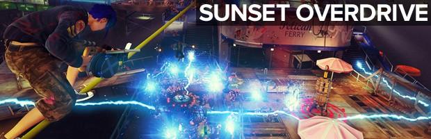 G1 jogou em 2014: Sunset Overdrive (Foto: Divulgação/Microsoft)