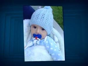 Bebê Samuel Domingues Pereira morreu em creche particular de Americana (Foto: Reprodução EPTV)
