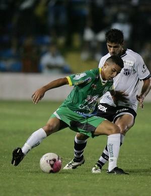 Ceará x Crateús pelo campeonato cearense (Foto: Kid Júnior)