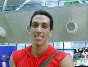 Cesar Luz, goleiro do Remo (Foto: Ascom Remo)