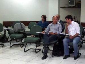 Técnicos do MS chegam a Campinas para avaliar epidemia de dengue (Foto: Luciano Calafiori/ G1)